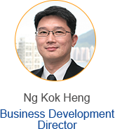 Ng Kok Heng - Business Development Director