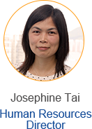 Josephine Tai - Group HR Manager