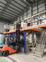 Rangsit New Plant and Mike Grundy interview