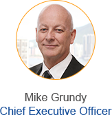 Mike Grundy - Chief Executive Officer